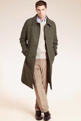 M&S | Coat | £199