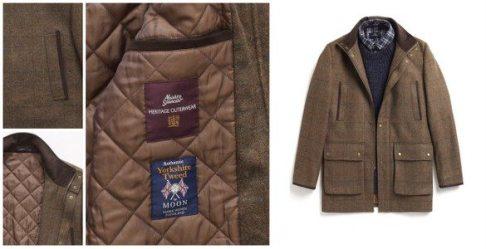 M&S | Wool Field Jacket | £159