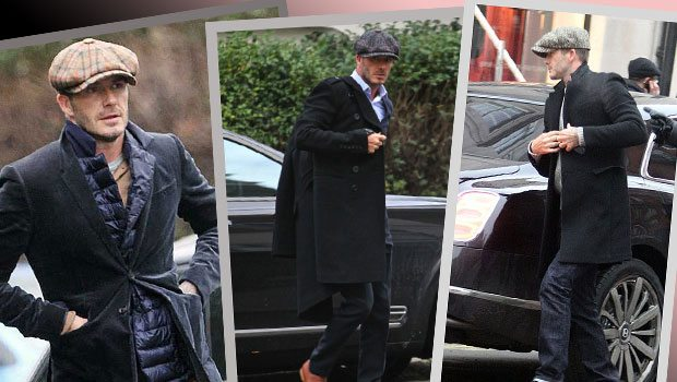 David Beckham  The Resurrection of the Flat Cap