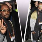 Will.i.am | Vivienne Westwood | Gold and Silver Cardigan