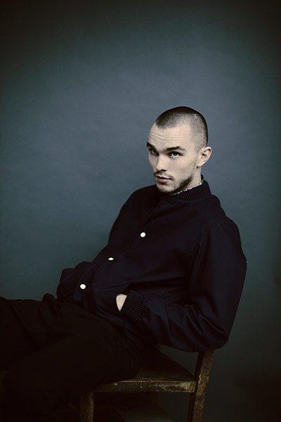 Shirt: Mugler | Bomber: Dior Homme