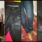 My Style | H&M Leather-Look Jeans