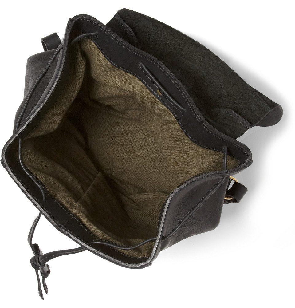 Bill-Amberg-Hunter-Leather-Backpack-inside