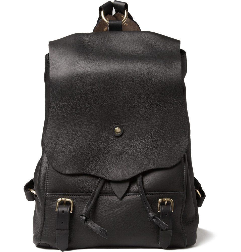 Bill-Amberg-Hunter-Leather-Backpack