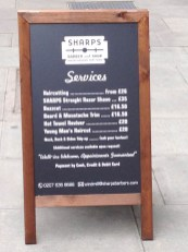 Sharps-Barber-Barbershop-Price-List-Services