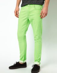 ASOS-Neon-Green-Skinny-Jeans