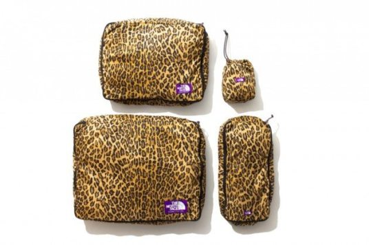 The-North-Face-Purple-Label-2013-Leopard-Print-Bags
