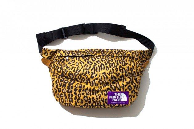The-North-Face-Purple-Label-2013-Leopard-Print-Bum-Bag-Fanny-Pack