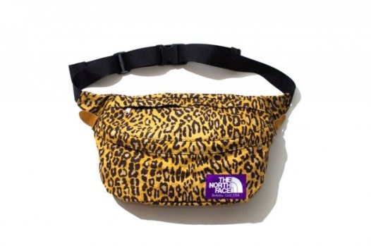 The-North-Face-Purple-Label-2013-Leopard-Print-Bum-Bag-Fanny-Pack
