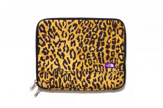 The-North-Face-Purple-Label-2013-Leopard-Print-Laptop-Macbook-Case-Cover