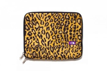 The-North-Face-Purple-Label-2013-Leopard-Print-Laptop-Macbook-Case-Cover
