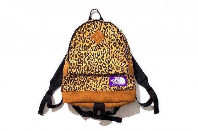 The-North-Face-Purple-Label-2013-Leopard-Print-Rucksack