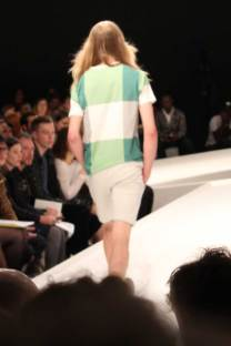 YMC-LCM-SS14-Green-Cream-Check-T-shirt
