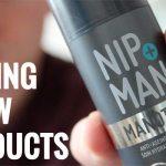 Male Grooming | Nip+Man | New Brand