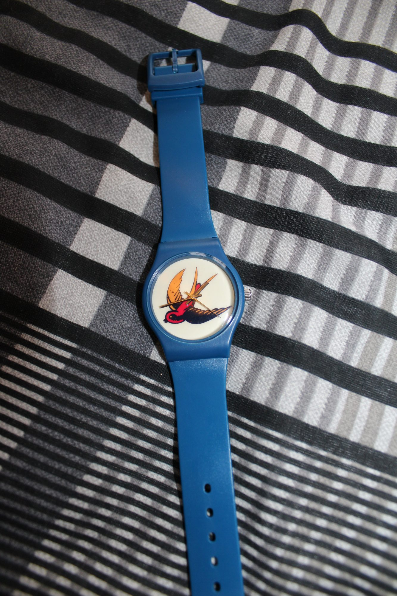 Mens_Menswear_Style_ASOS_Blue_Bird_Watch
