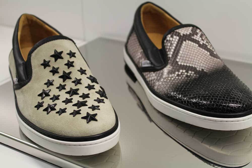 Jimmy_Choo_Mens_SS14_Preview_October_2013_Python_Stars_Skate_Shoes