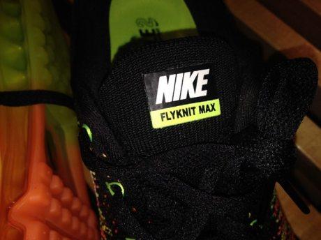Nike_Flyknit_Air_Max_mens_orange_green_black_upper