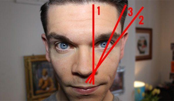 Men's Eyebrows   How To Shape, Pluck and Trim