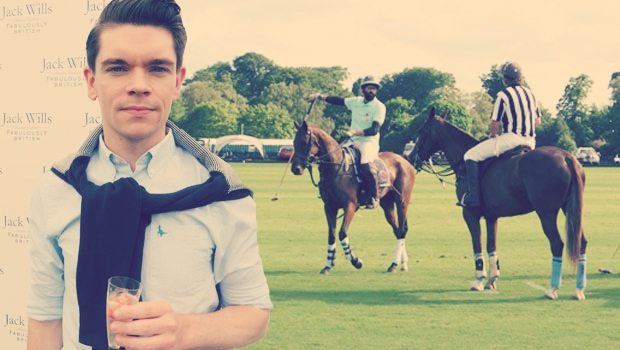 Robin James - Man For Himself - Jack Wills Varsity Polo June 2014