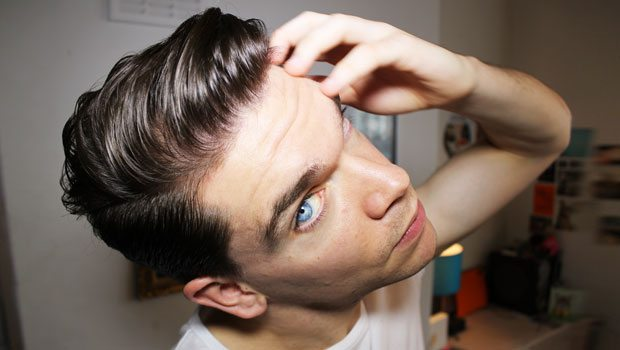 Everyday Men's Hairstyle Robin James Man For Himself