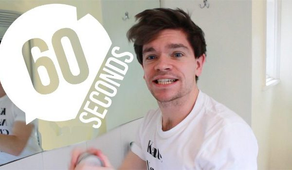 Challenge | 60 Second Hairstyle
