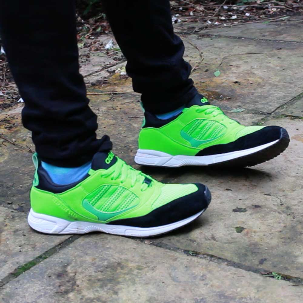 Green-Adidas-Torsion-Trainers