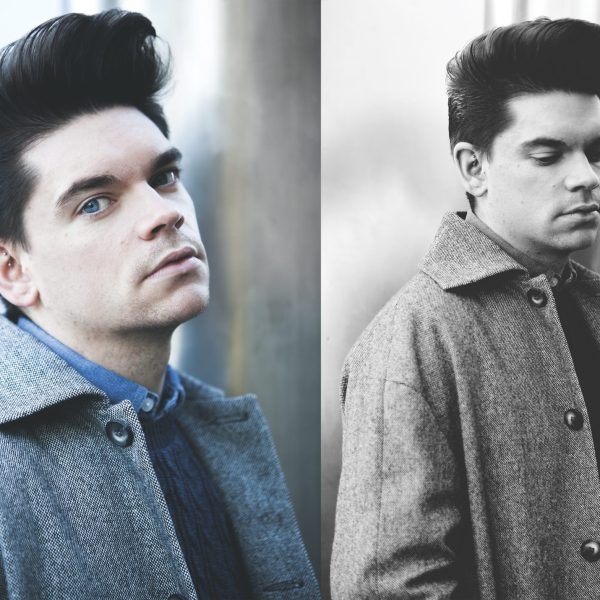 Robin_James_The_Utter_Gutter_Topman_Clothes_Winter_Shoot_Grey_Coat_Cable_Knit_Denim_Shirt_Double