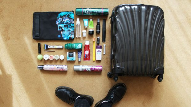 City-Mini-Break-Paris-What-To-Pack-Grooming-Travel-Size-The-Utter-Gutter-Male