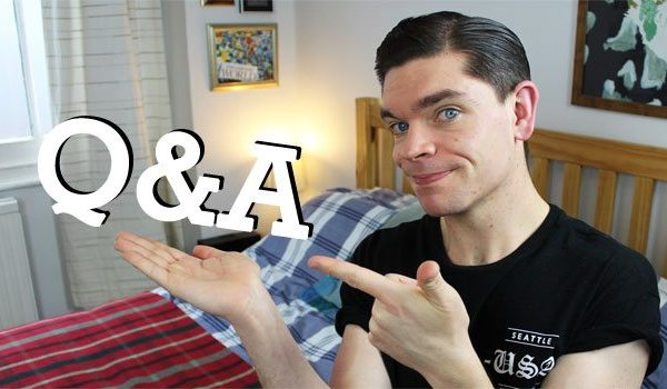 Q&A | Men's Style, Hair and Grooming