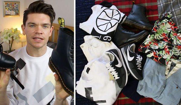 Menswear Haul | Topman, ASOS, Nike Air, DMs