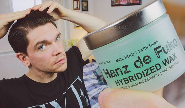 Hanz de Fuko Hybridized Wax | Review and How To