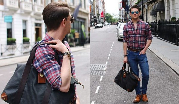 Looks | Checked Out In Mayfair
