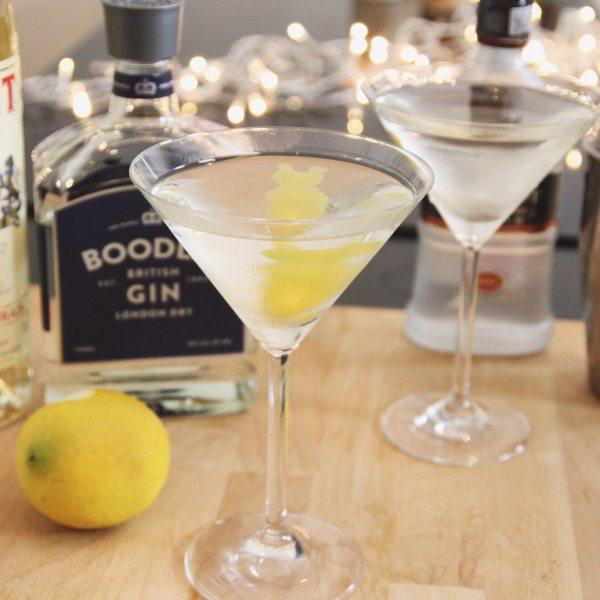 Vesper Martini | How To
