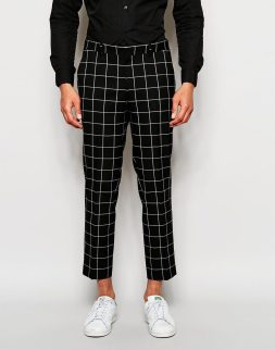 ASOS-checked-30-Cropped-Trousers