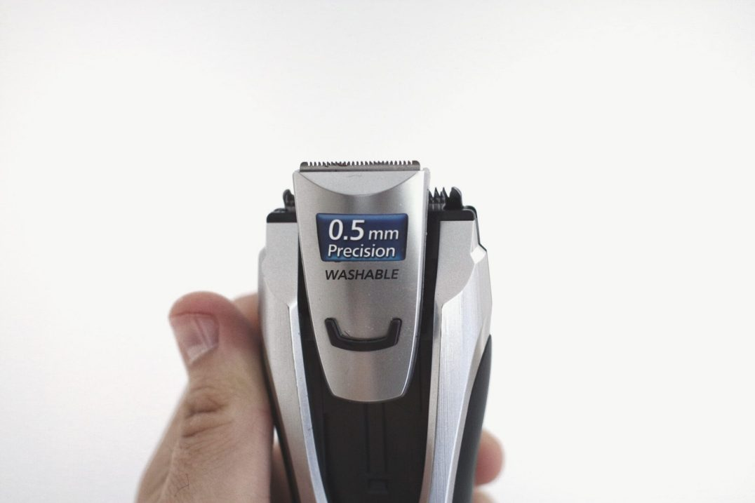Panasonic ER-GB80 Review Manscaping - Robin James - Man For Himself