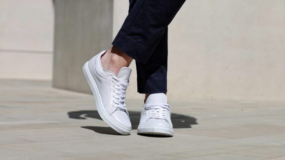 Men's Trainers AW16 Robin James Man For Himself Dune London