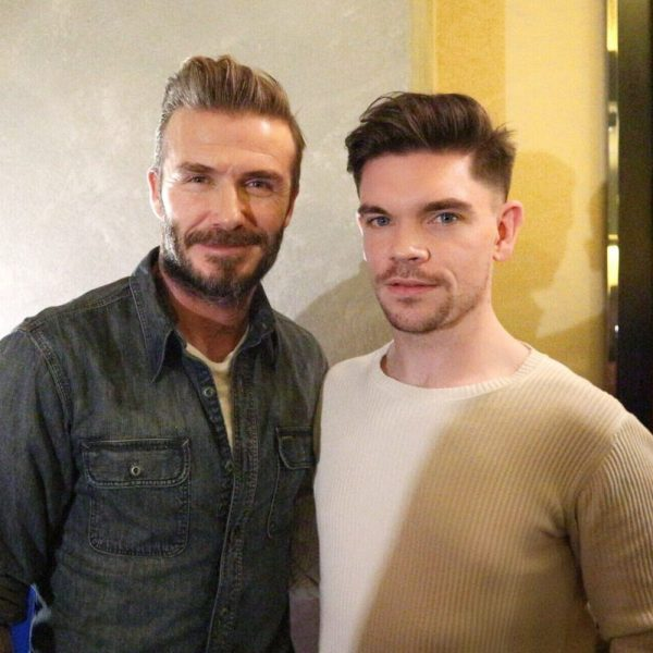 David Beckham Launches Haig Club Clubman