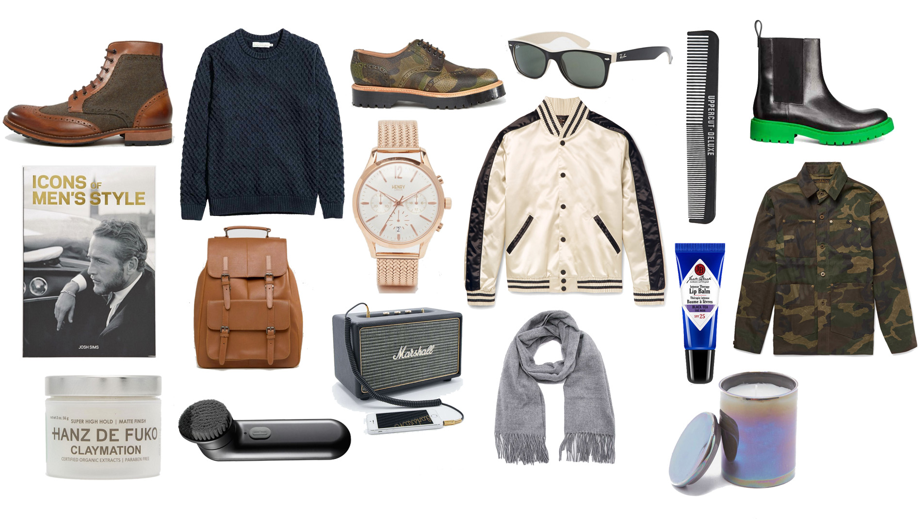 Very Last Minute Christmas Gift Guide For Men Man For