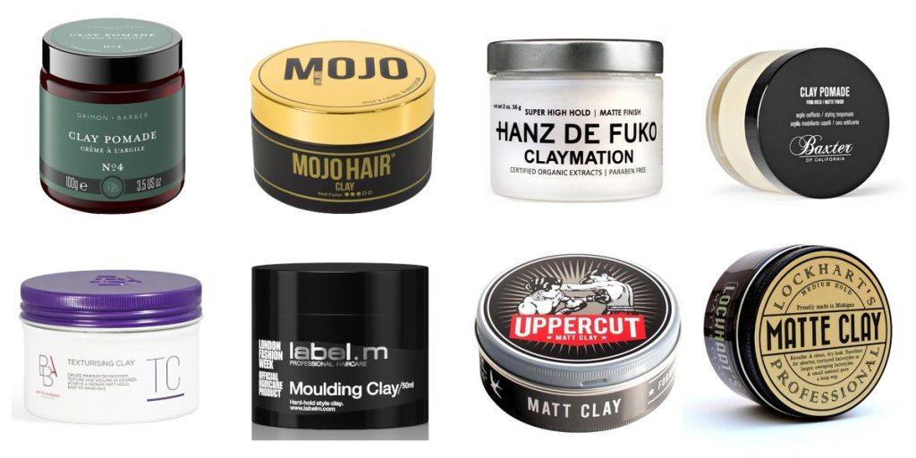 best-hair-clays