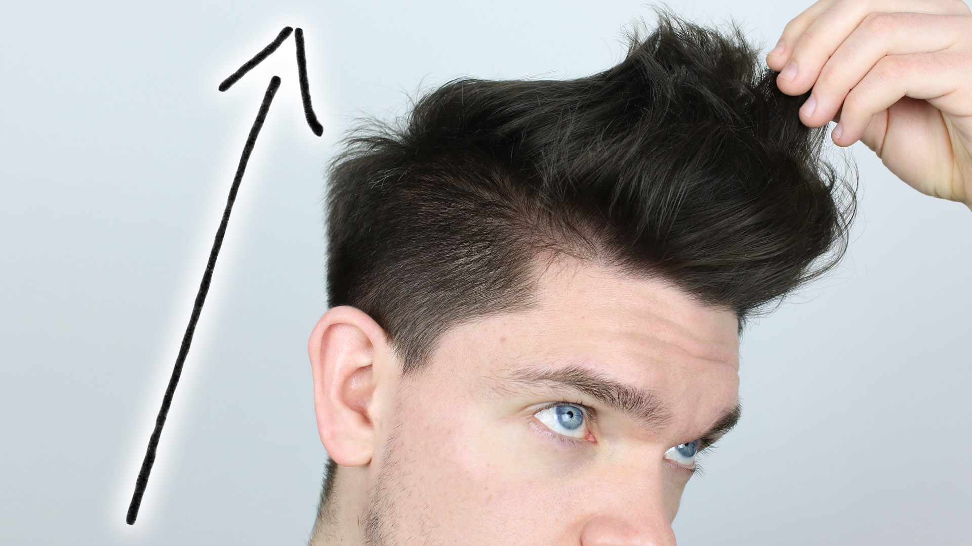 How To Keep Your Hair Up All Day Mens Hair
