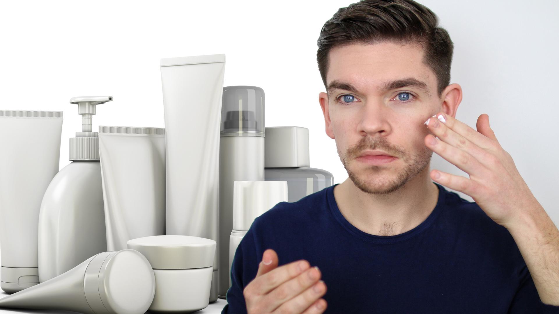 Best Men's Moisturiser For Oily Skin | Men's Skincare