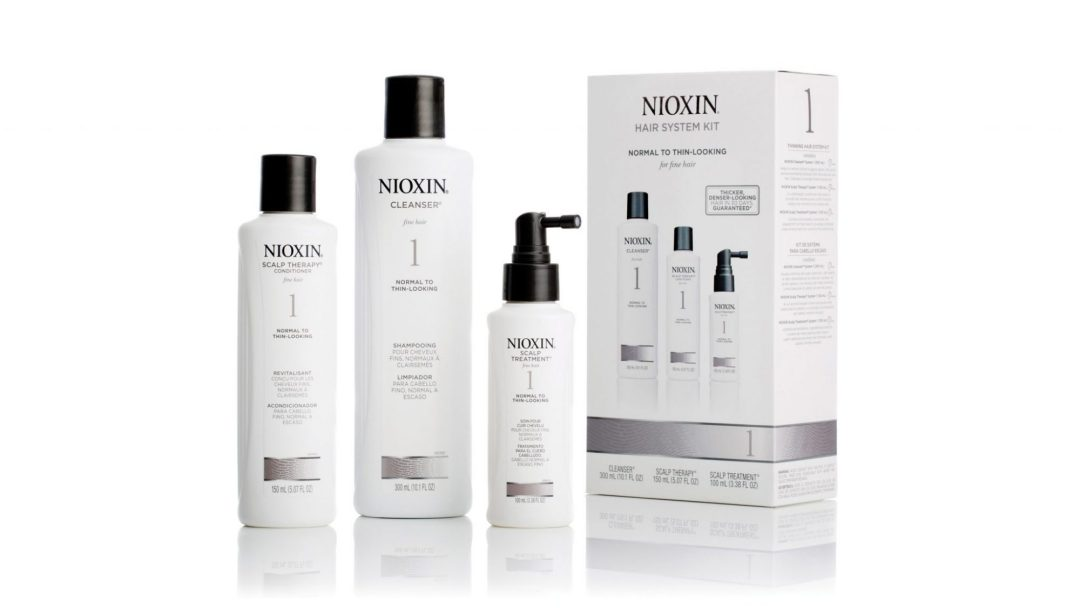 nioxin-kit-system-1-review