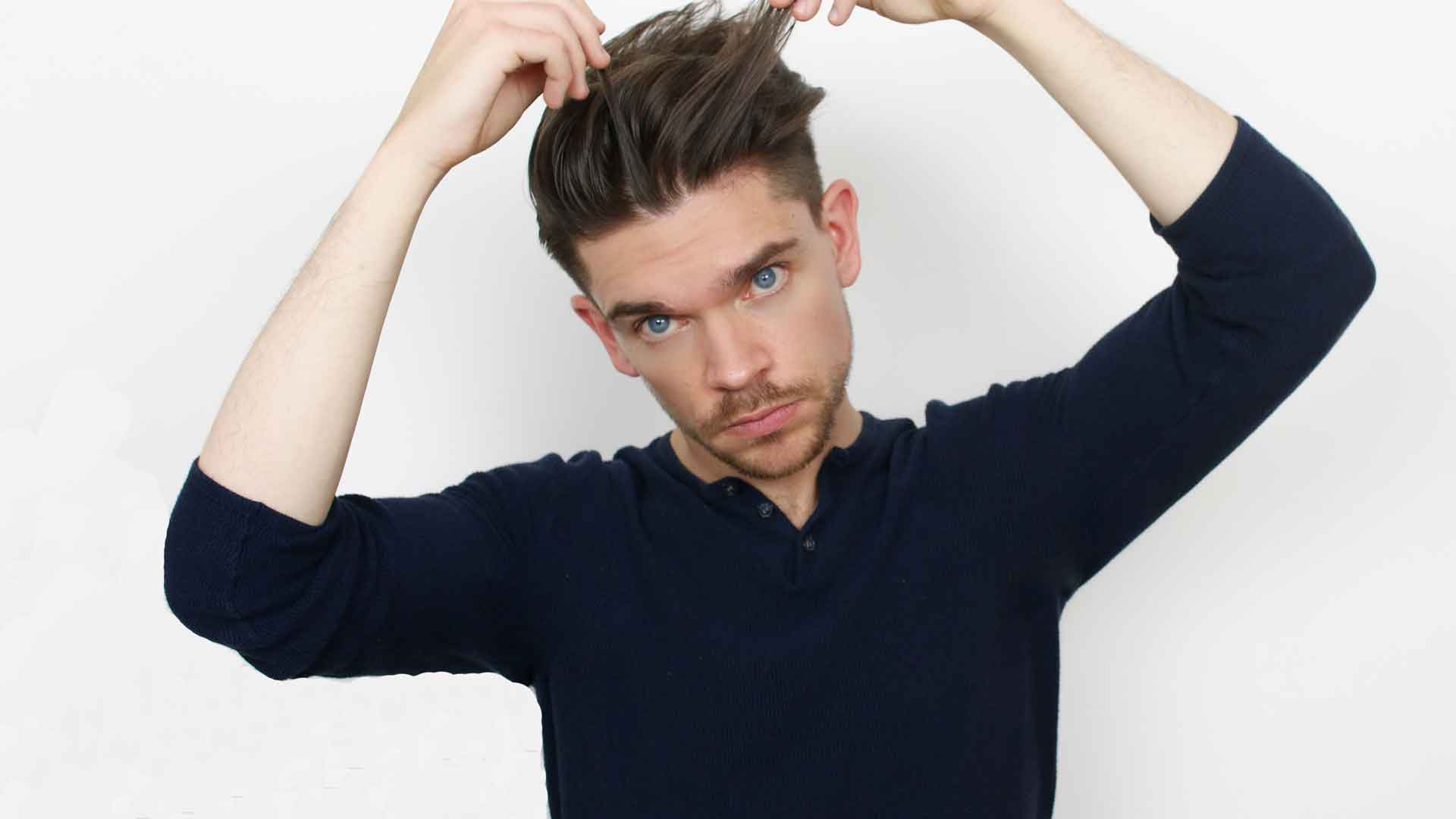 Hairstyle Tips For Guys real simple hairstyle