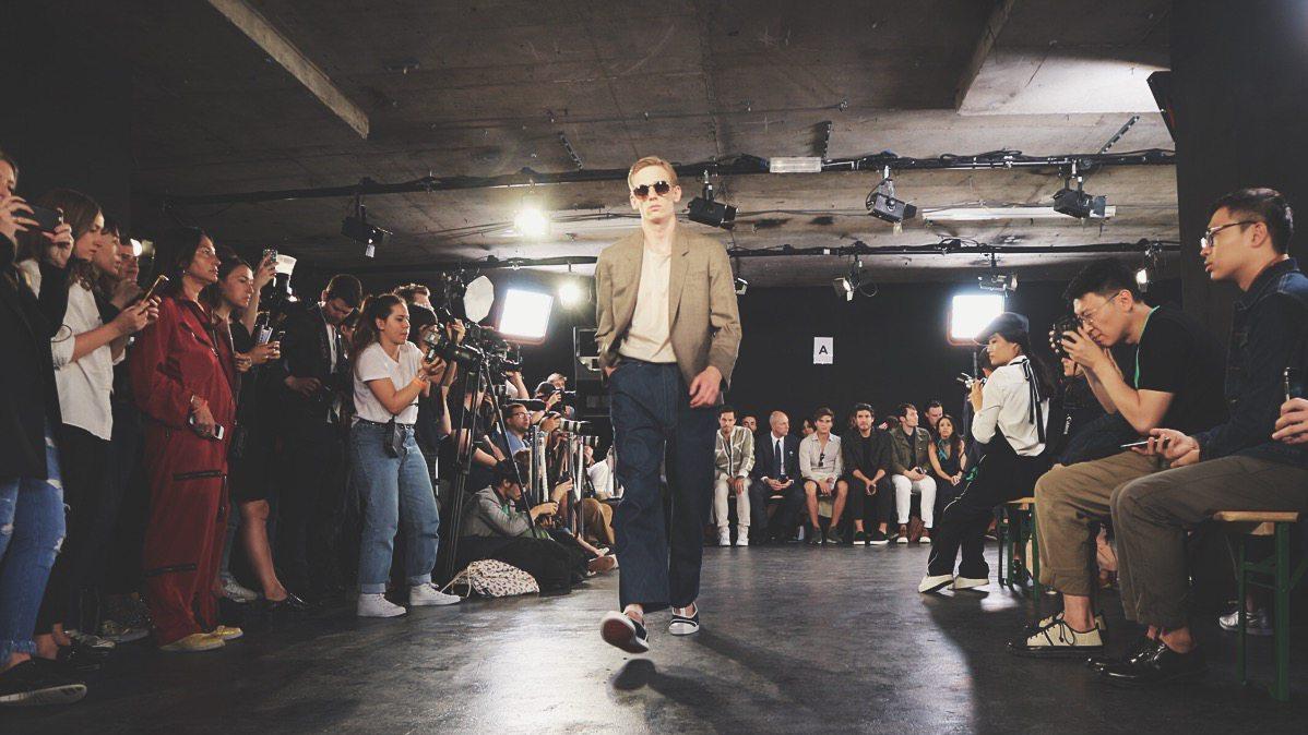 men's fashion week London - Man For Himself