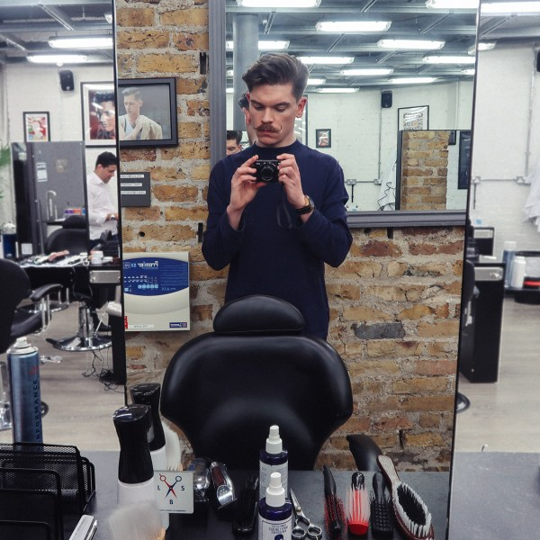 My Big Secret… I'm Becoming A Barber!