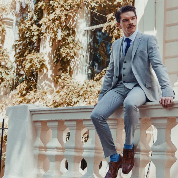 The Perfect Suit For A Summer Wedding