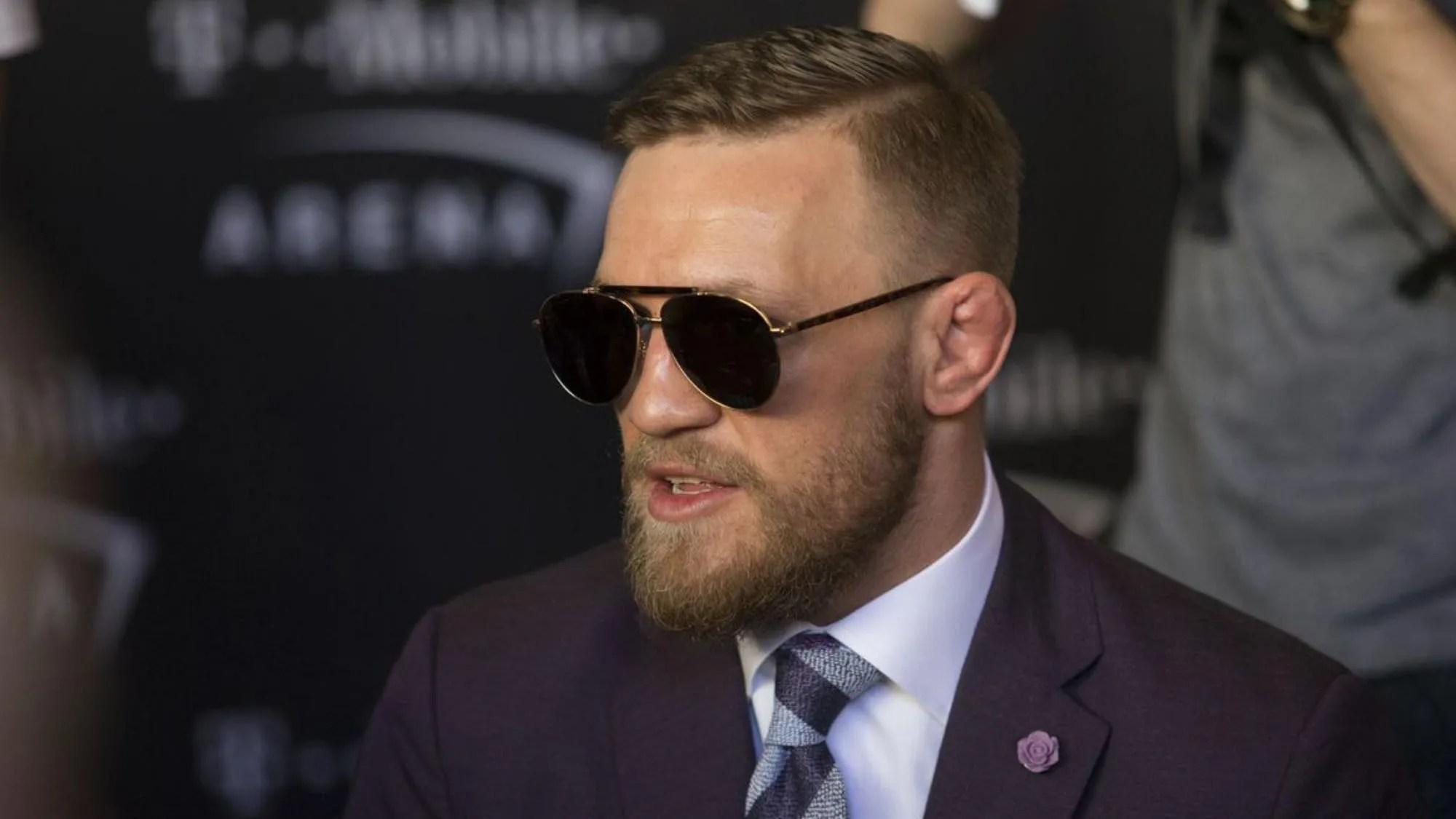 conor mcgregor shades