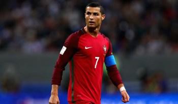Ronaldo 2018