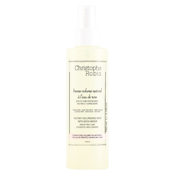 Christophe Robin Instant Volumising Mist with Rose Water