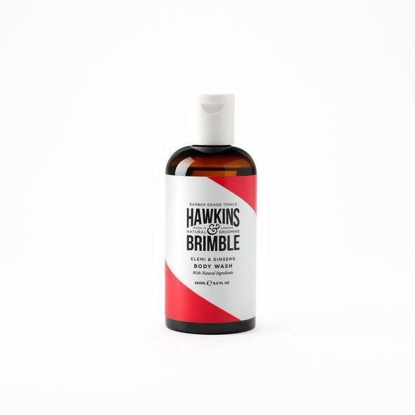 Hawkins & Brimble Elemi & Ginseng Body Wash